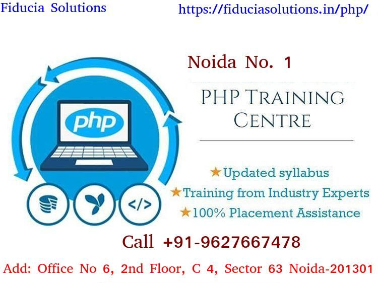PHP training center in Noida & Ghaziabad