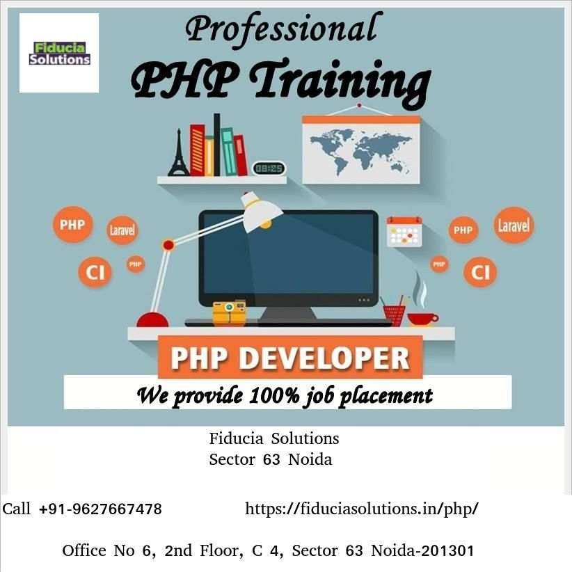 PHP Training Center in Noida