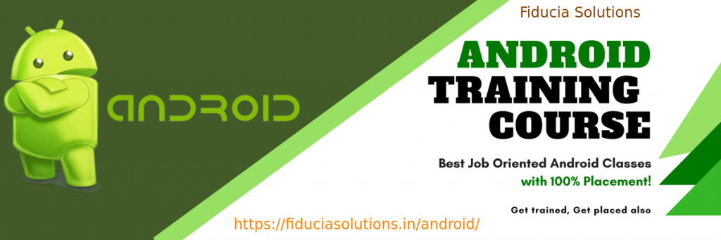 android training center in Noida