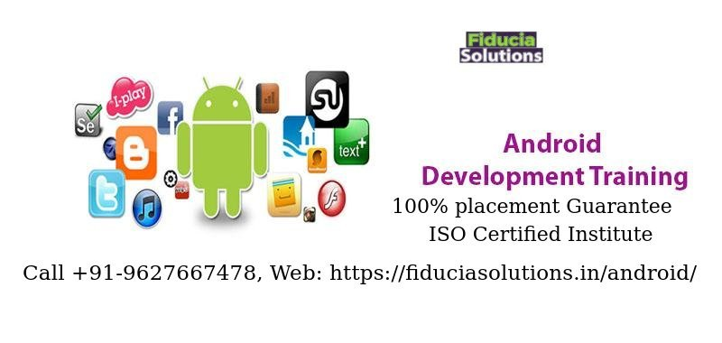android web development training